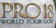 Pro 18 World Tour Golf