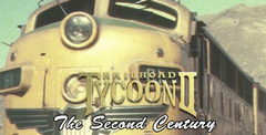 Railroad Tycoon II: The Second Century
