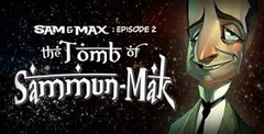 Sam & Max Season 3 - Episode 2 The Tomb of Sammun-Mak