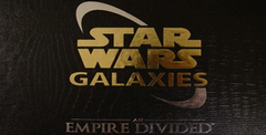 Star Wars: Galaxies - An Empire Divided
