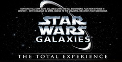 Star Wars: Galaxies - The Total Experience