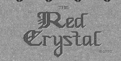 The Red Crystal: The Seven Secrets of Life