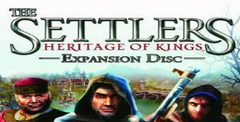 The Settlers: Heritage of Kings - Expansion Disc