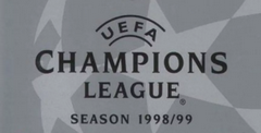 UEFA Champions League Season 1998-99