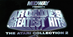Arcades Greatest Hits The Atari Collection 2