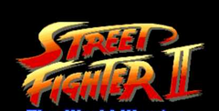 Capcom Generations Street Fighter 2 Collection