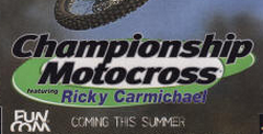 Championship Motocross: Featuring Ricky Carmichael