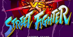 Marvel Vs. Street Fighter