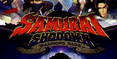 Samurai Shodown Warriors Rage 2