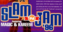 Slam 'N Jam '96 Featuring Magic & Kareem