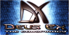 Deus EX - the Conspiracy