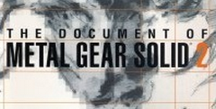 The Document Of Metal Gear Solid 2