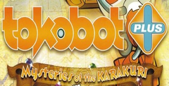 Tokobot Plus Mysteries Of The Karakuri