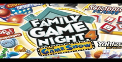 Hasbro Family Game Night 4 The Game Show