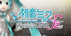 Hatsune Miku: Project Diva F 2nd