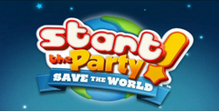 Start the Party Save the World