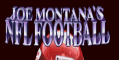 Joe Montanas NFL Football