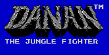Danan - The Jungle Fighter