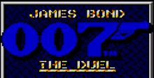 James Bond 007 - The Duel