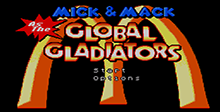 Mick & Mack as The Global Gladiators