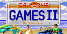 California Games 2
