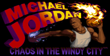 Michael Jordan in Chaos in the Windy City