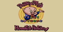 Porky Pig's Haunted Holiday
