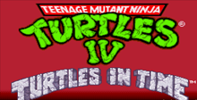 Teenage Mutant Ninja Turtles IV: Turtles in Time