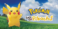 Pokemon Let's Go Pikachu