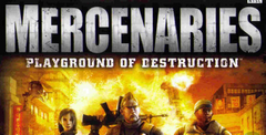 Mercenaries Playground Of Destruction