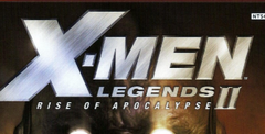 Xmen Legends II: Rise of Apocalypse
