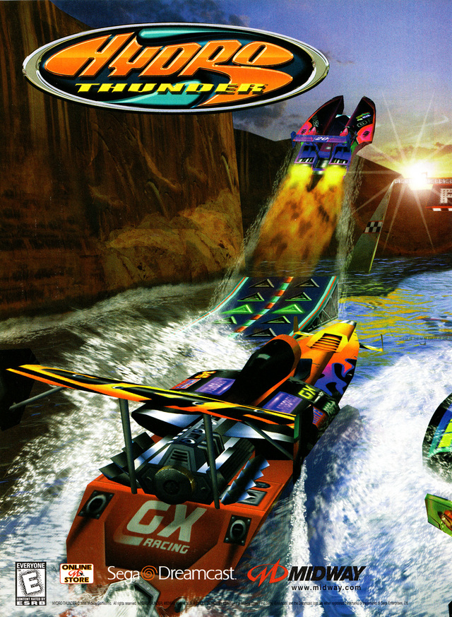 hydro thunder full version free download