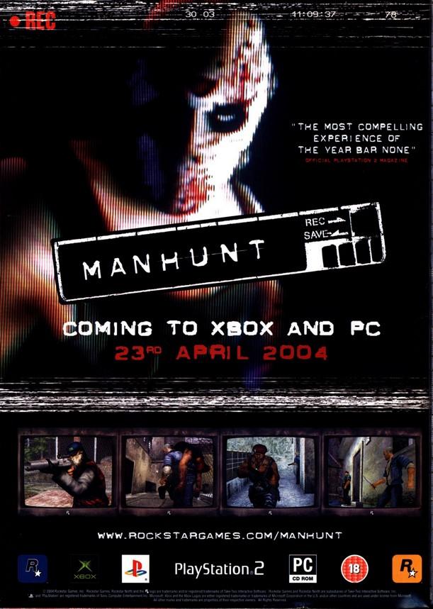 Manhunt Download Game