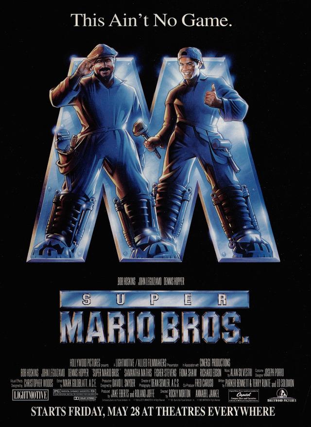 Super Mario Bros  Download Game | GameFabrique