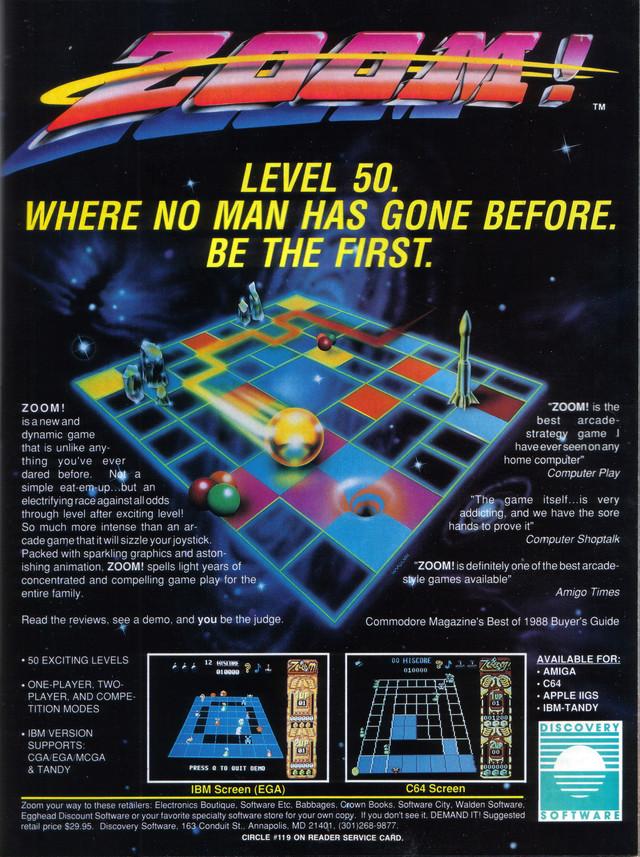 Zoom Zoom Games