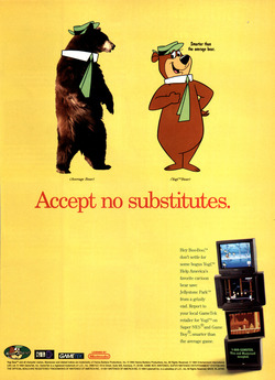 Adventures of Yogi Bear Poster
