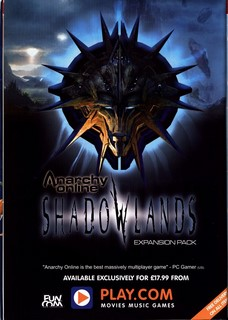 Anarchy Online: Shadowlands Poster