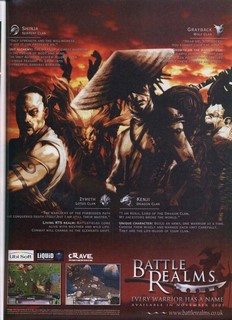 Battle Realms Poster
