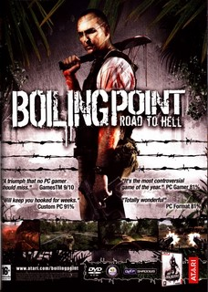 Boiling Point: Road to Hell Poster
