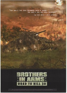 Brothers In Arms: Road To Hill 30 Poster