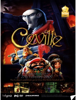 Ceville Poster