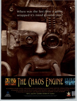 Chaos Engine Poster