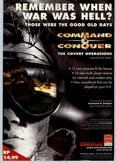 Command & Conquer: The Covert Operations Poster
