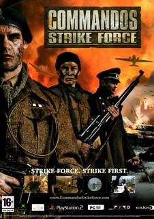 Commandos: Strike Force Poster