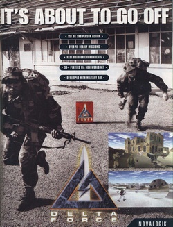 Delta Force Poster
