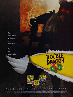 Double Dragon 5 Poster