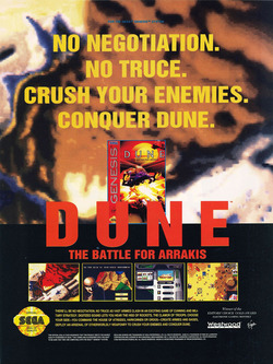 Dune - The Battle for Arrakis Poster