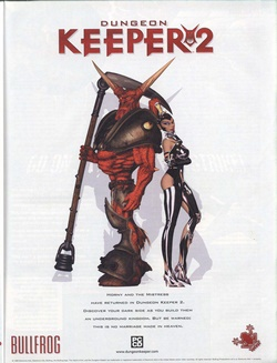 Dungeon Keeper 2 Poster