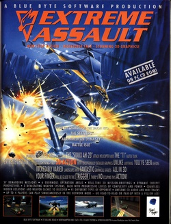 Extreme Assault Poster