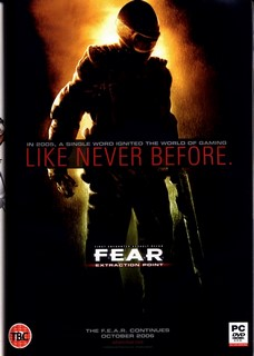 F.E.A.R.: Extraction Point Poster
